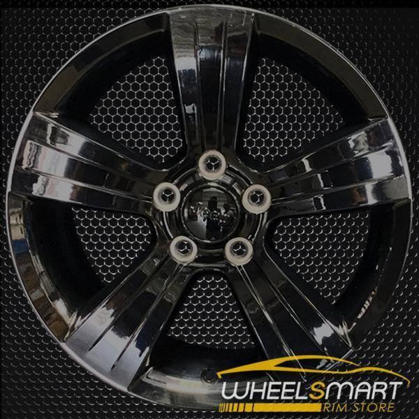 """17"""" Jeep Patriot oem wheel 2015-2017 Black slloy stock rim ALY02380U45"""
