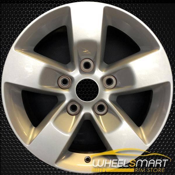 "17"" Dodge Ram 1500 oem wheel 2013-2015 Silver alloy stock rim ALY02448U20"