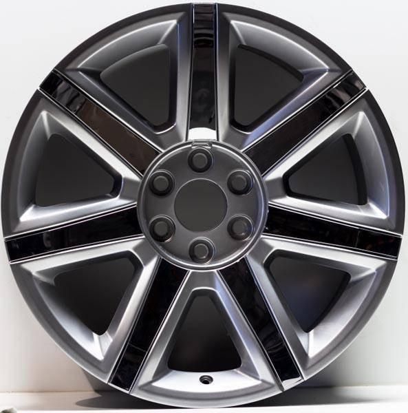 "22"" Cadillac Escalade Replica wheel 2015-2017 replacement for rim 4739"