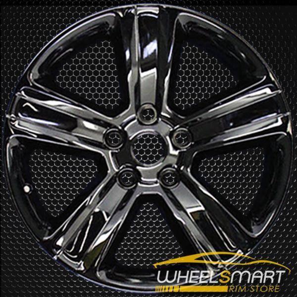 "20"" Dodge Ram 1500 oem wheel 2013-2018 Black alloy stock rim ALY02453U45"
