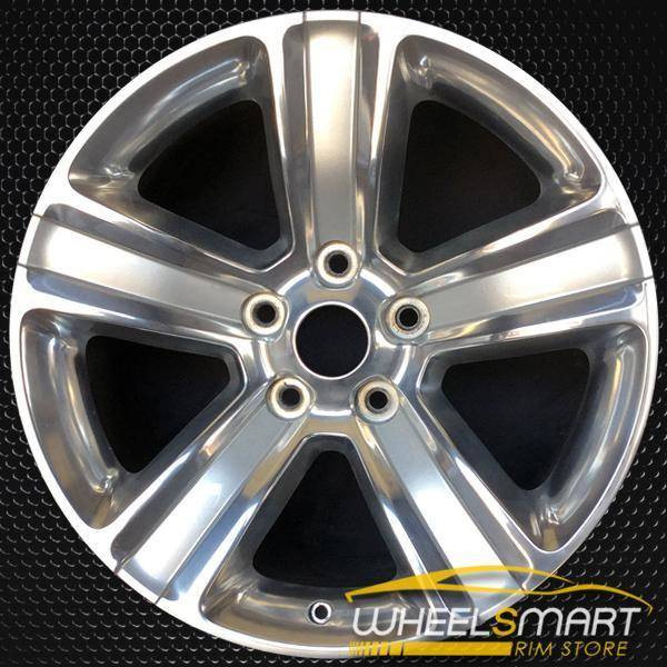 "20"" Dodge Ram 1500 oem wheel 2013-2018 Polished alloy stock rim ALY02453U90"