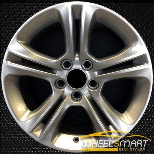 "17"" Dodge Charger oem wheel 2015-2018 Silver alloy stock rim ALY02542U20"