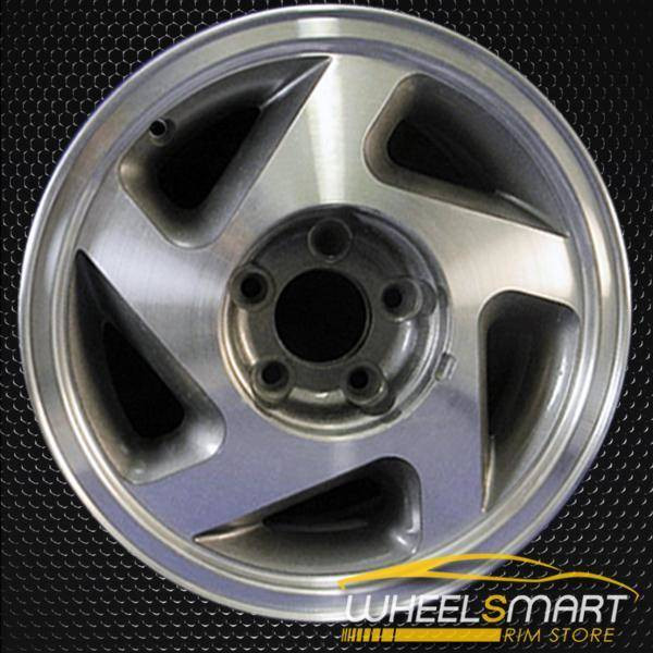 "15"" Ford Explorer oem wheel 1990-1994 Machined slloy stock rim ALY03008U15"