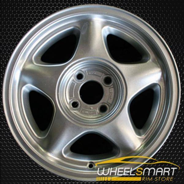 "16"" Ford Mustang oem wheel 1991-1993 Machined slloy stock rim ALY03018U15"