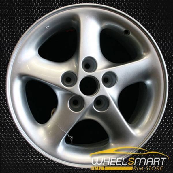 "16"" Ford Probe oem wheel 1993-1994 Silver slloy stock rim ALY03060L10"