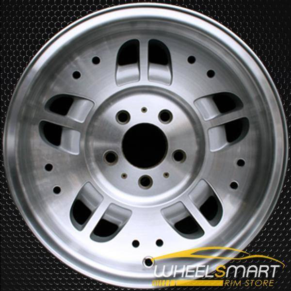 "15"" Ford Ranger oem wheel 1993-1995 Silver slloy stock rim ALY03071U10"