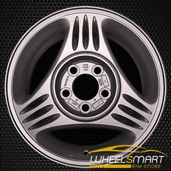"15"" Ford Mustang oem wheel 1994-1995 Silver slloy stock rim ALY03087U10"