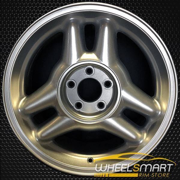 "17"" Ford Mustang oem wheel 1994-1995 Silver slloy stock rim ALY03089U10"
