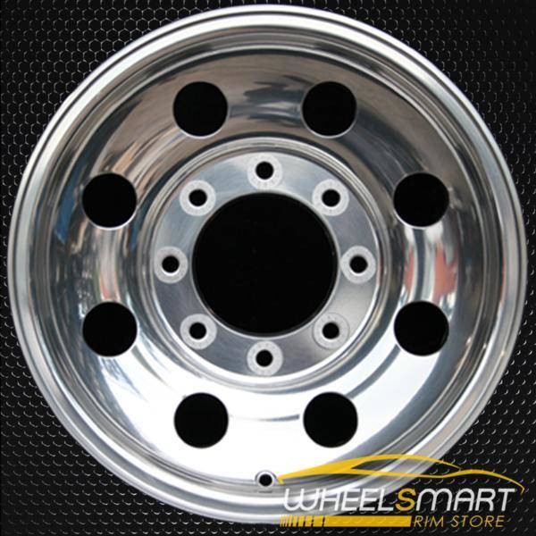 "16"" Ford E250 E350 Van oem wheel 1994-2008 Polished alloy stock rim ALY03140U80"