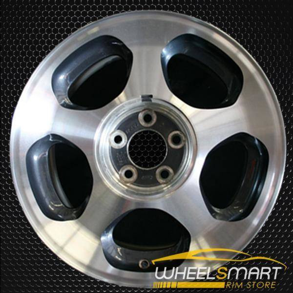 """17"""" Ford Mustang oem wheel 1994-1997 Machined alloy stock rim ALY03173A10"""