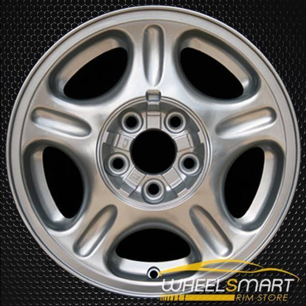 """15"""" Ford  Taurus oem wheel 1996-1999 Silver slloy stock rim ALY03179U10"""