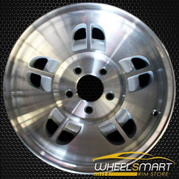 "14"" Ford Ranger oem wheel 1996-1997 Machined slloy stock rim ALY03185U10"