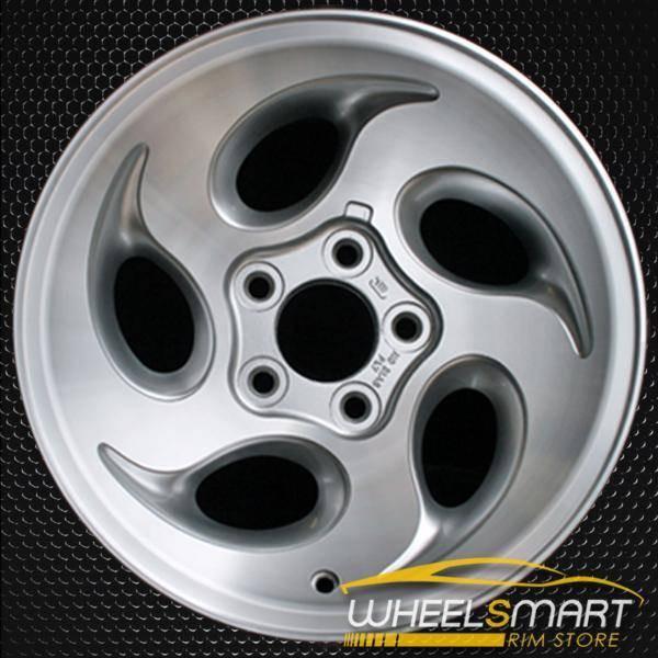 "15"" Ford Explorer oem wheel 1995-2001 Silver slloy stock rim ALY03186A10"