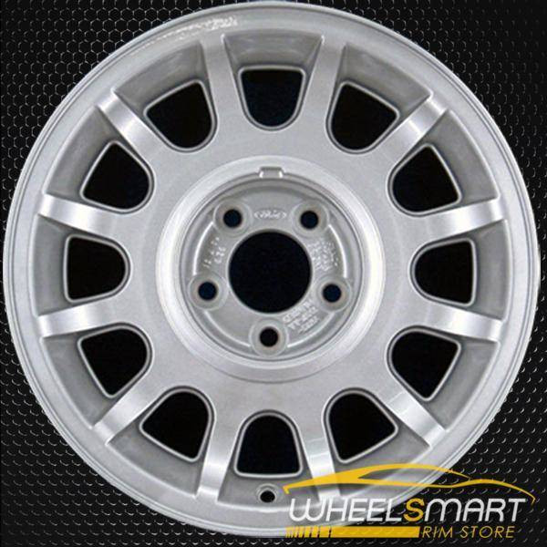 "16"" Ford Crown Victoria oem wheel 1998-2002 Machined alloy stock rim ALY03268U10"