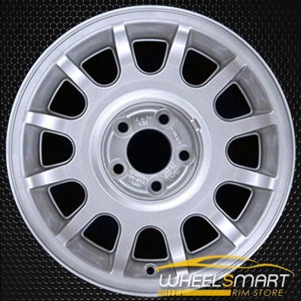 "16"" Ford Crown Victoria oem wheel 2000-2002 Silver alloy stock rim ALY03268U20"