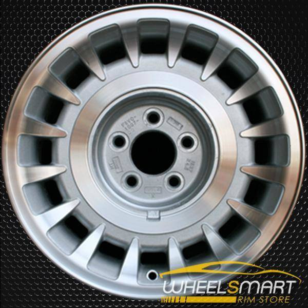 "16"" Lincoln Town Car oem wheel 1998-2002 Machined alloy stock rim ALY03271U10"