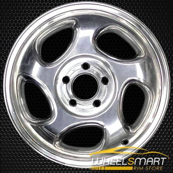 "16"" Ford Explorer oem wheel 1998-2007 Polished slloy stock rim ALY03293A80"