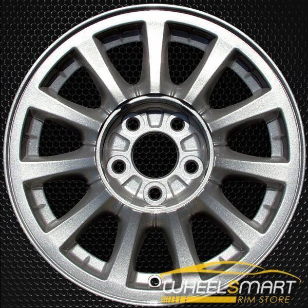 """15"""" Ford Windstar oem wheel 1999-2003 Silver slloy stock rim ALY03323U20"""