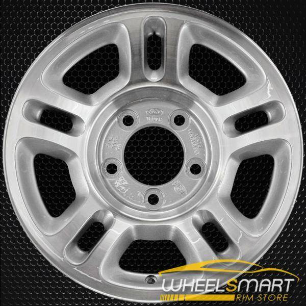 """16"""" Ford Expedition oem wheel 1999-2000 Silver slloy stock rim ALY03327U20"""