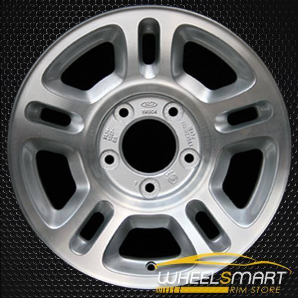 "16"" Ford Expedition oem wheel 2000-2002 Silver slloy stock rim ALY03395U10"