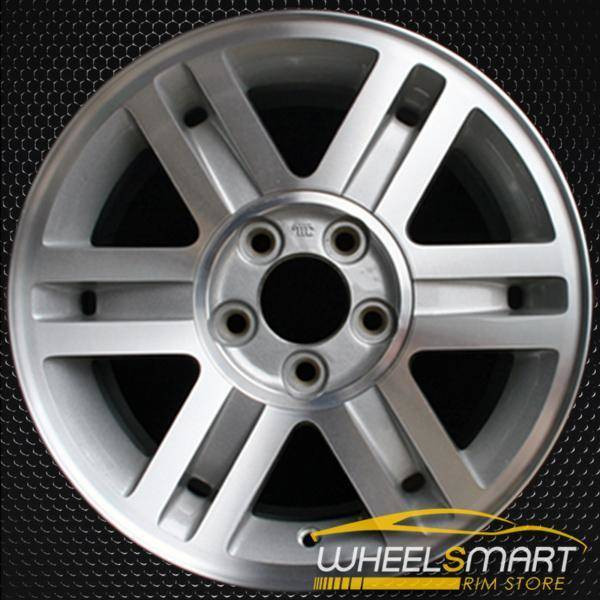 "16"" Mercury Mountaineer oem wheel 2002-2005 Machined slloy stock rim ALY03457A20"