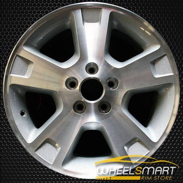 "16"" Ford Ranger oem wheel 2002-2011 Machined slloy stock rim ALY03463U20"