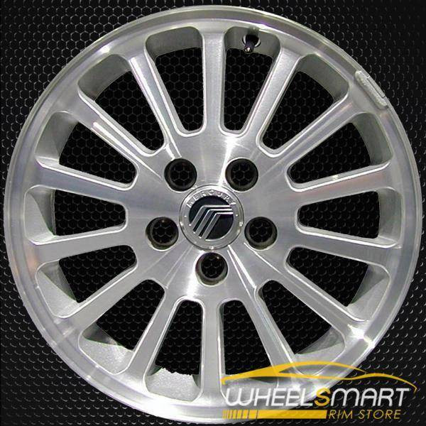 "16"" Mercury Sable oem wheel 2002-2005 Machined slloy stock rim ALY03485U10"