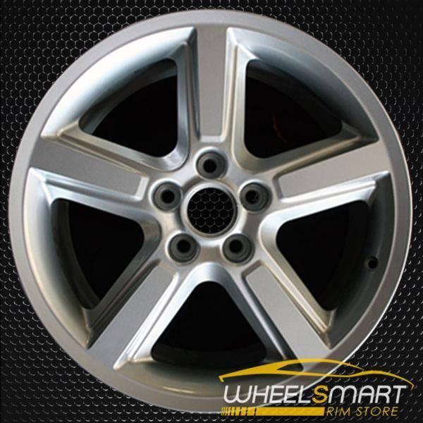 """18"""" Mercury Marauder oem wheel 2003-2004 Silver slloy stock rim ALY03493U20"""
