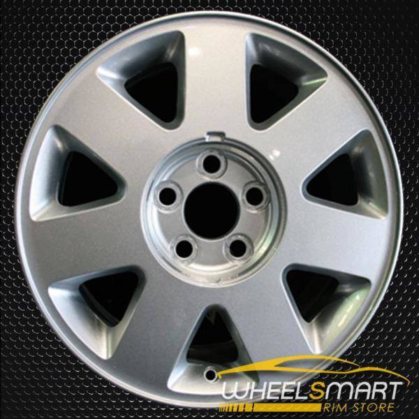 "16"" Lincoln LS oem wheel 2003-2006 Silver slloy stock rim ALY03512U20"