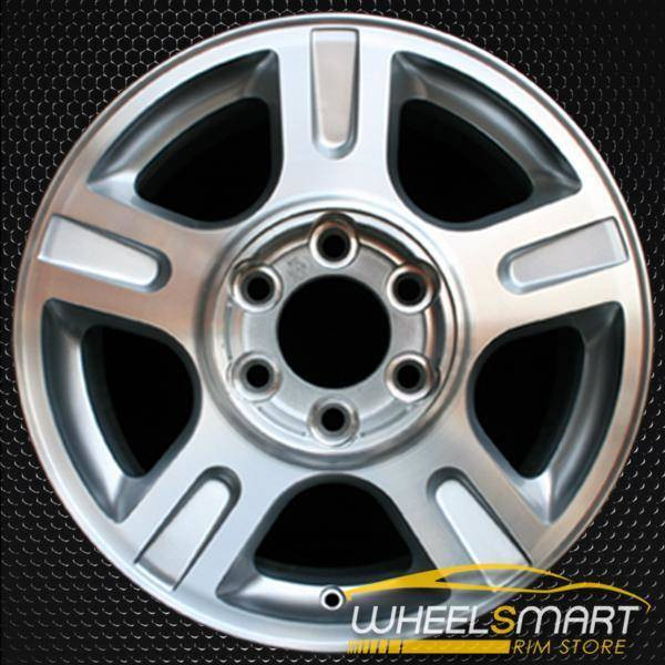 """17"""" Ford Expedition oem wheel 2003-2006 Machined slloy stock rim ALY03516U10"""