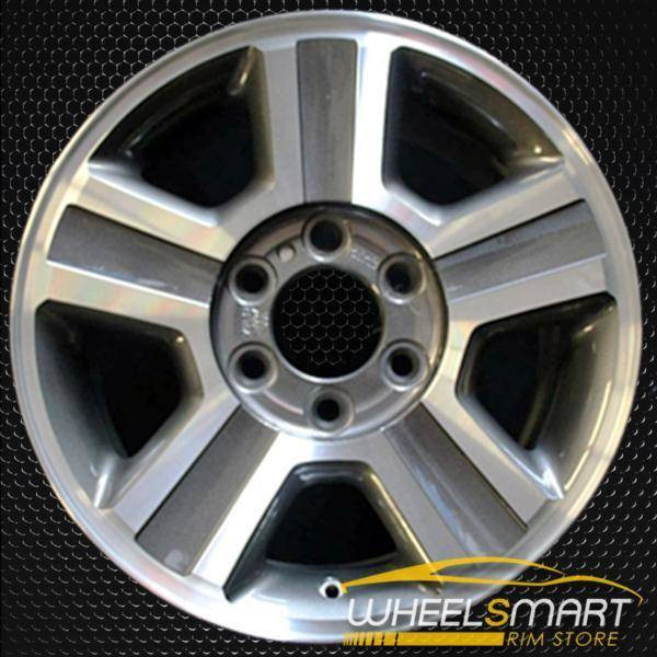 """17"""" Ford F150 oem wheel 2004-2008 Machined slloy stock rim ALY03554A30"""