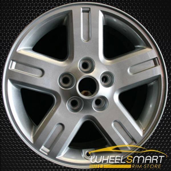 """16"""" Ford Escape Hybrid oem wheel 2005-2012 Silver alloy stock rim ALY03575U20"""