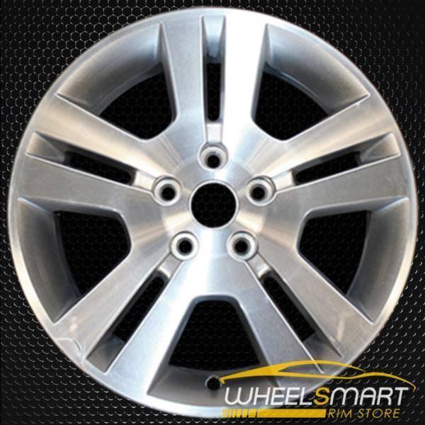 "17"" Ford Fusion oem wheel 2006-2009 Machined slloy stock rim ALY03628U10"