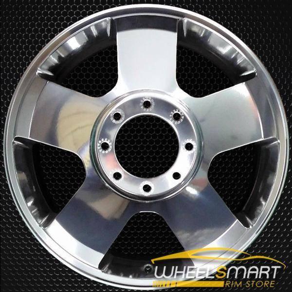 """20"""" Ford  F250 F350 oem wheel 2005-2007 Polished alloy stock rim ALY03644U80"""