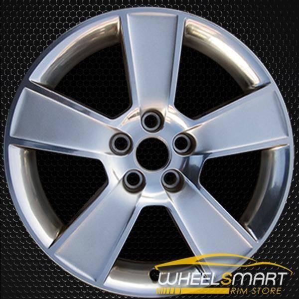 """18"""" Ford F150 oem wheel 2000-2004 Polished slloy stock rim ALY03647U80"""