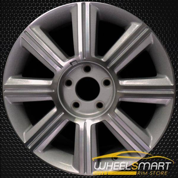 "17"" Lincoln MKZ oem wheel 2007-2009 Machined slloy stock rim ALY03656U10"