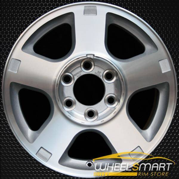 """17"""" Ford Expedition oem wheel 2007-2010 Machined slloy stock rim ALY03660U10"""