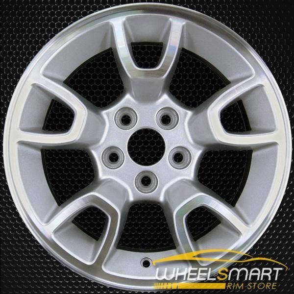 "16"" Ford Ranger oem wheel 2007-2011 Machined slloy stock rim ALY03667U10"