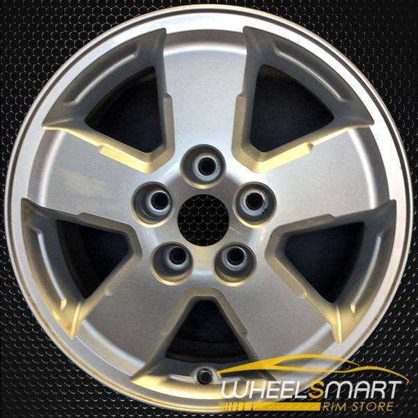 "16"" Ford Escape oem wheel 2008-2012 Silver slloy stock rim ALY03678U20"