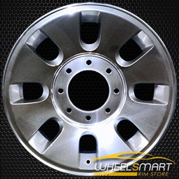 "18"" Ford F250 F350 oem wheel 2008-2010 Polished slloy stock rim ALY03690U80"