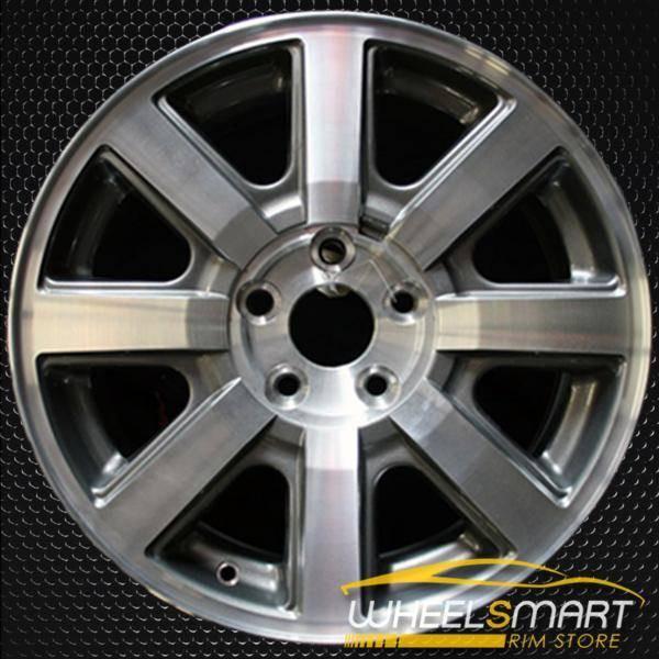 "17"" Ford  Taurus oem wheel 2008-2009 Machined slloy stock rim ALY03694U35"