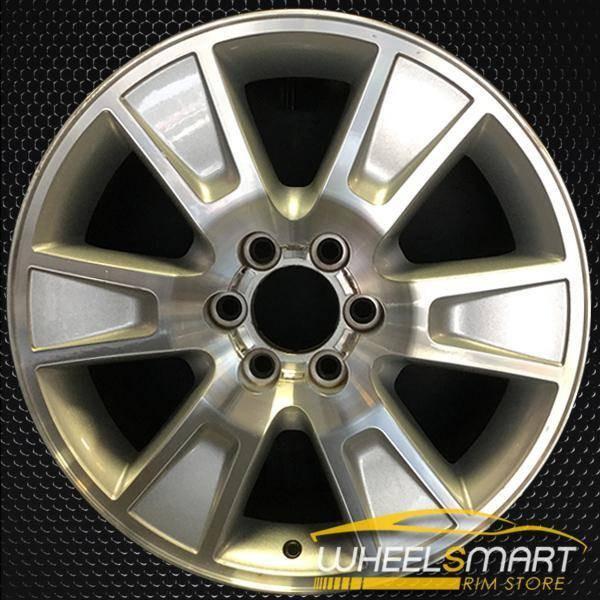 "20"" Ford F150 oem wheel 2009-2013 Machined slloy stock rim ALY03787U10"