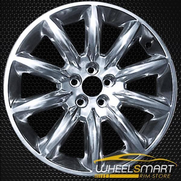 "20"" Lincoln MKT oem wheel 2010 Chrome slloy stock rim ALY03825U85"