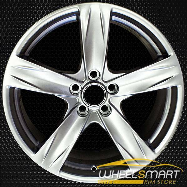 "19"" Ford Mustang oem wheel 2013-2014 Hypersilver slloy stock rim ALY03910U77"