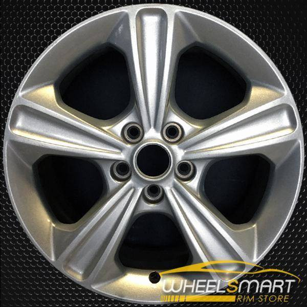 "17"" Ford  Escape oem wheel 2013-2016 Silver slloy stock rim ALY03943U20"