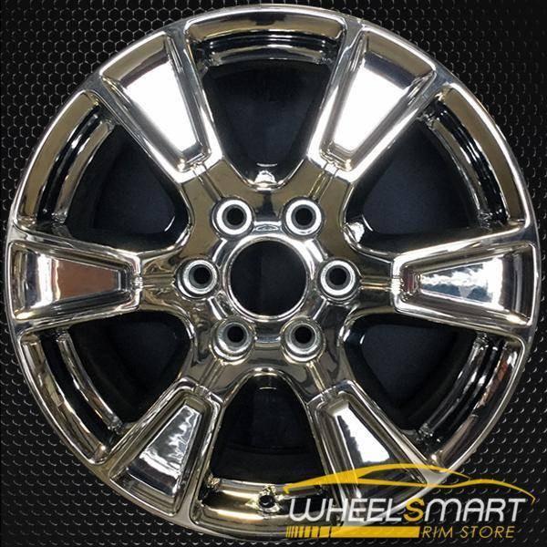 "18"" Ford F150 oem wheel 2015-2017 Chrome slloy stock rim ALY03998U95"