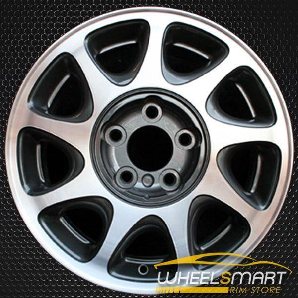 "16"" Buick Regal oem wheel 1997-2000 Machined slloy stock rim ALY04030U10"