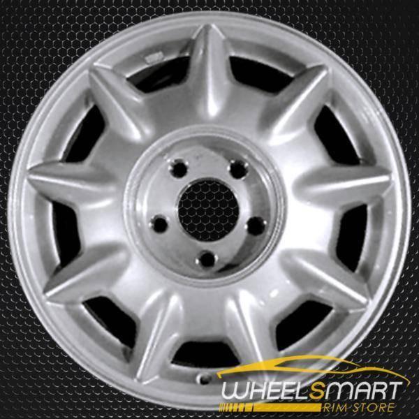 "16"" Cadillac Seville oem wheel 1996-1997 Silver slloy stock rim ALY04529U10"