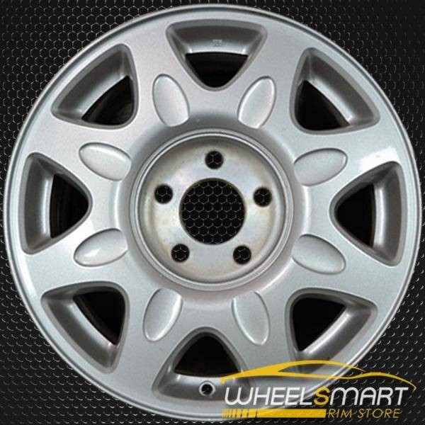 """16"""" Cadillac El Dorado oem wheel 1997-1999 Silver alloy stock rim ALY04534U10"""