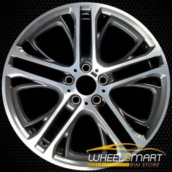 "20"" BMW X Series oem wheel 2011-2018 Machined alloy stock rim 71487"